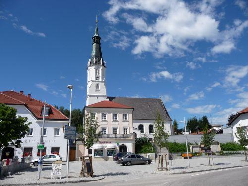 Pfarrkirche Lohnsburg