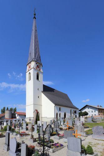 Pfarrkirche Pattigham