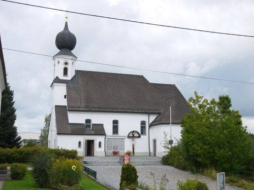 Pfarrkirche Pramet
