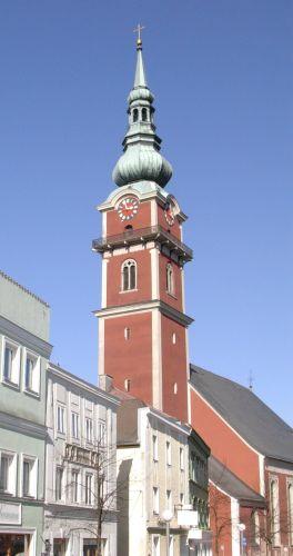Pfarrkirche Ried im Innkreis