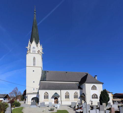 Pfarrkirche St. Marienkirchen am Hausruck