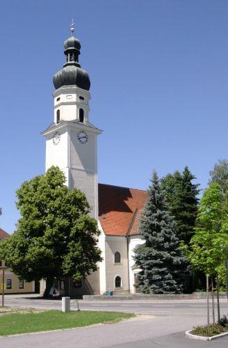 Pfarrkirche St. Martin im Innkreis