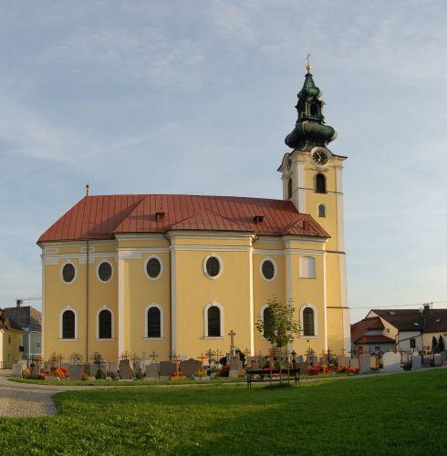 Pfarrkirche Hofkirchen im Mühlkreis
