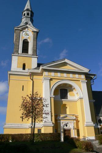 Pfarrkirche Niederkappel