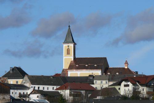 Pfarrkirche Peilstein