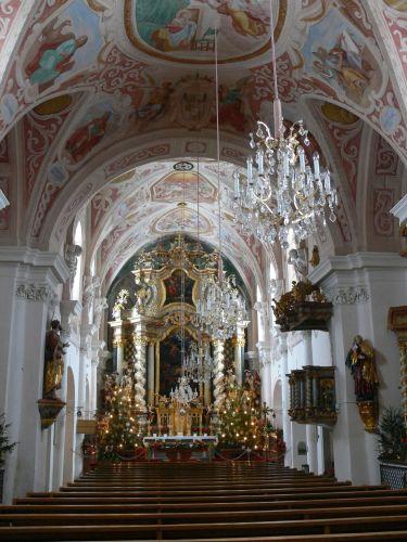 Pfarrkirche Pfarrkirchen im Mühlkreis