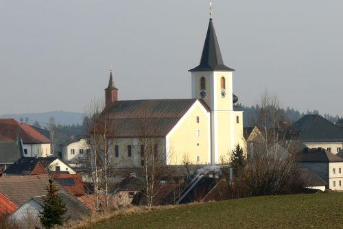 Pfarrkirche Sarleinsbach