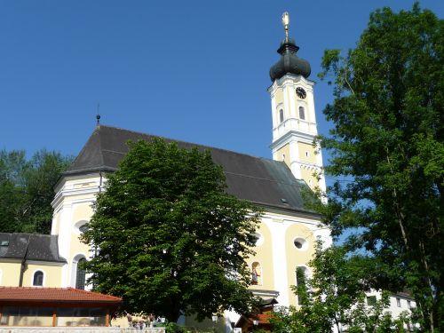 Pfarrkirche Brunnenthal