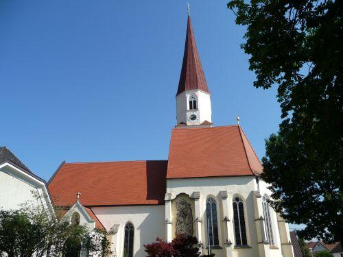 Pfarrkirche St. Florian am Inn