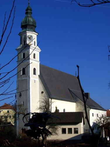 Pfarrkirche St. Marienkirchen bei Schärding