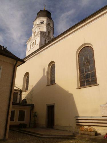 Pfarrkirche Suben