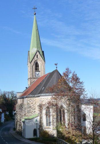 Pfarrkirche Vichtenstein