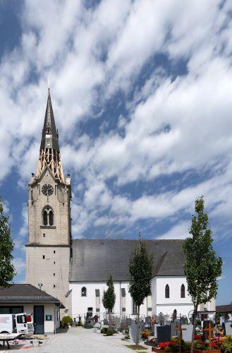 Pfarrkirche Gampern