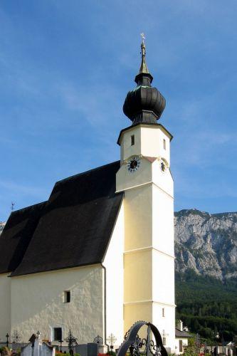 Pfarrkirche Steinbach am Attersee