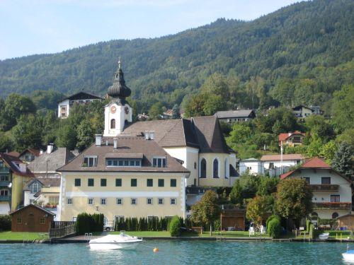 Pfarrkirche Unterach am Attersee