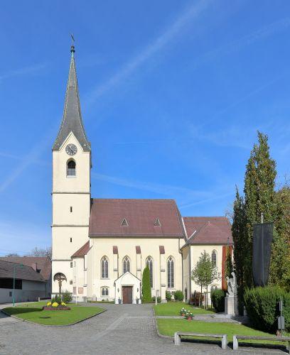 Pfarrkirche Regau