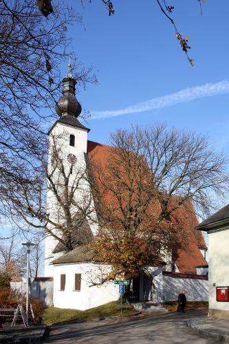 Pfarrkirche Rüstorf