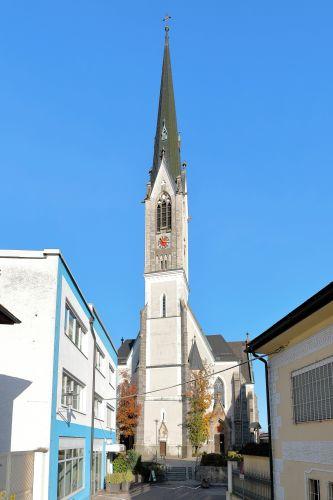 Pfarrkirche Schwanenstadt