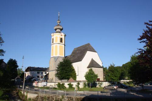 Pfarrkirche Ungenach