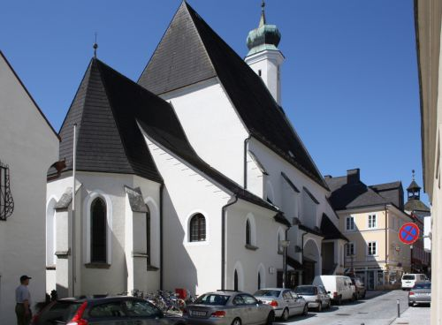 Pfarrkirche Vöcklabruck