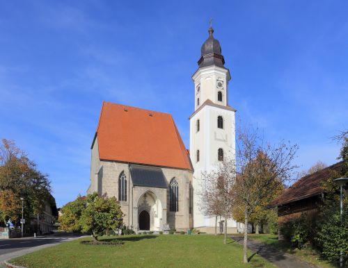 Pfarrkirche Zell am Pettenfirst