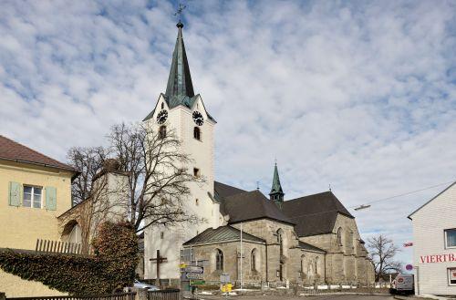 Pfarrkirche Oberneukirchen