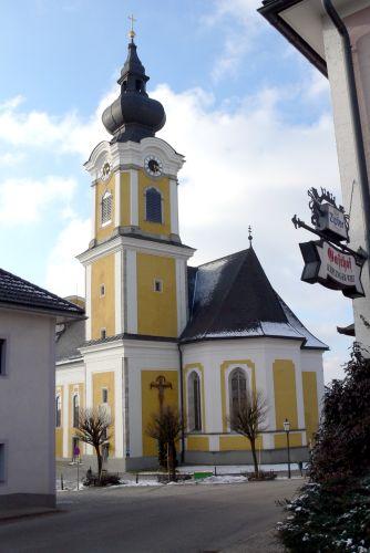 Pfarrkirche St. Johann am Wimberg