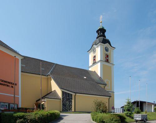 Pfarrkirche St. Martin im Mühlkreis
