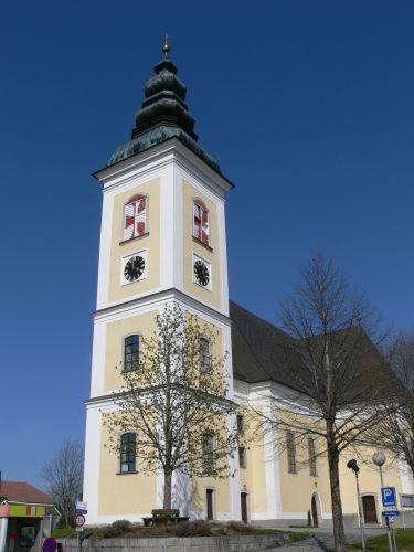 Pfarrkirche St. Peter am Wimberg