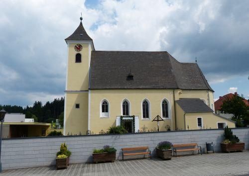 Pfarrkirche St. Stefan am Walde