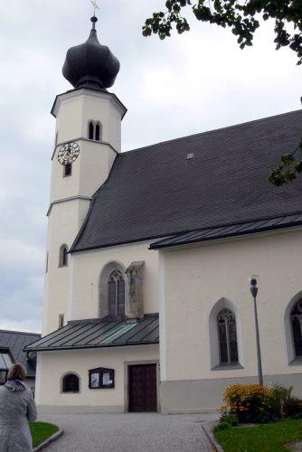 Pfarrkirche St. Veit im Mühlkreis