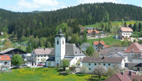 Pfarrkirche Vorderweißenbach
