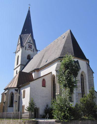 Pfarrkirche Aschach an der Steyr