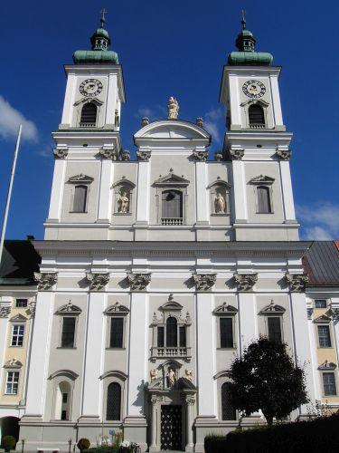 Pfarrkirche Garsten