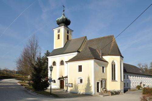 Pfarrkirche Maria Laah