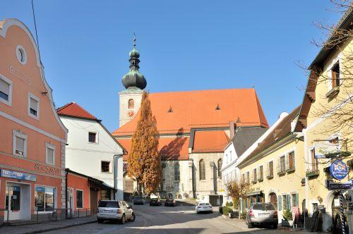 Pfarrkirche Sierning