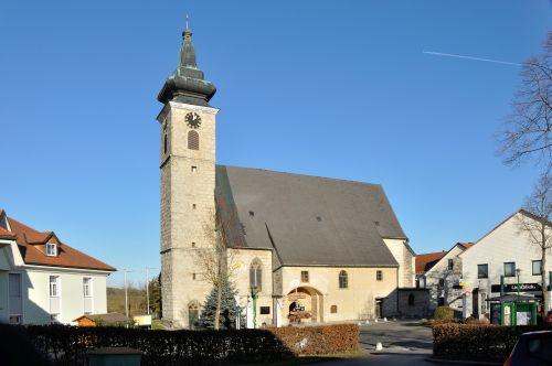 Pfarrkirche Wolfern