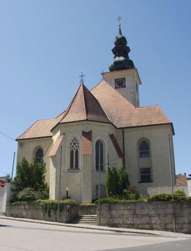 Pfarrkirche Hörsching