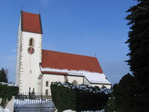 Alte Pfarrkirche Pasching