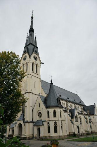 Katholische Pfarrkirche Traun
