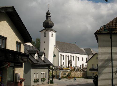 Pfarrkirche Liebenau