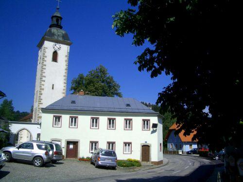 Pfarrkirche Pierbach