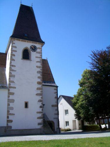 Pfarrkirche Schönau im Mühlkreis