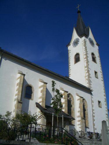 Pfarrkirche Unterweißenbach