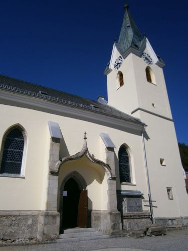 Pfarrkirche Weitersfelden