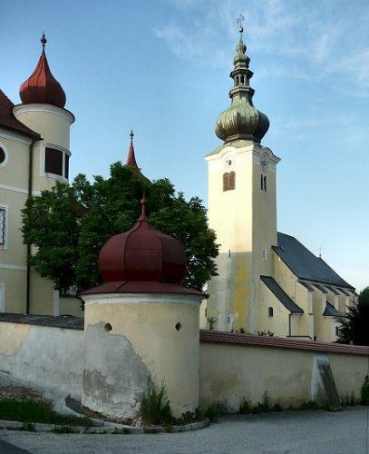 Pfarrkirche Buchkirchen