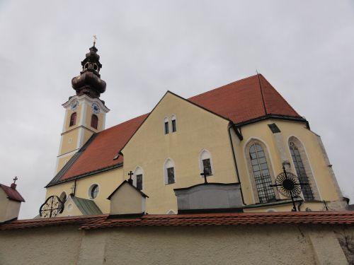 Pfarrkirche Gunskirchen