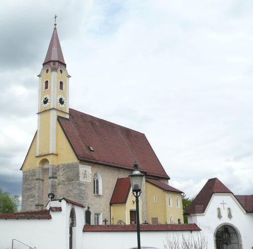 Pfarrkirche Schleißheim