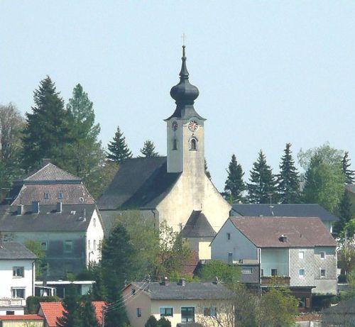 Pfarrkirche Steinhaus