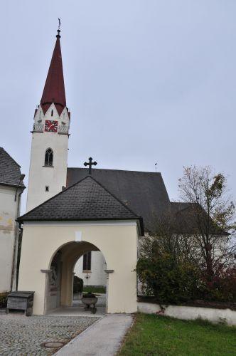 Pfarrkirche Thalheim bei Wels
